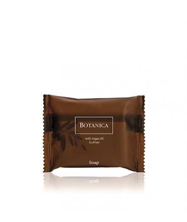 BOTANICA -savon sous Flowpac par 100 pcs