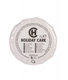 Holiday Care Savonnette 14 grs - 100 pièces