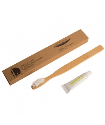I am You - Brosse à dents en bambou 10 pcs