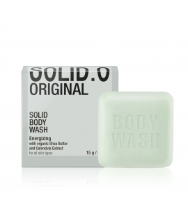 SOLID.O Shampoing et Conditioner 15 grs (100 pcs)